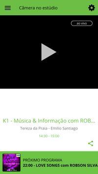 Rádio Aki FM apk screenshot