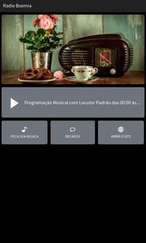 Web Rádio Boemia poster