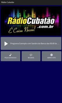 Rádio Cubatão poster