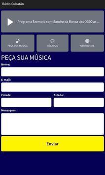 Rádio Cubatão screenshot 1