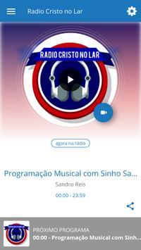 Rádio Cristo no Lar poster