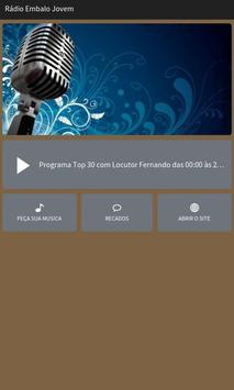 Rádio Embalo Jovem poster