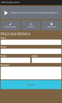 Rádio Embalo Jovem screenshot 1