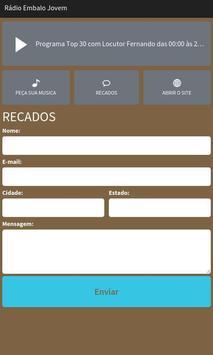 Rádio Embalo Jovem screenshot 2