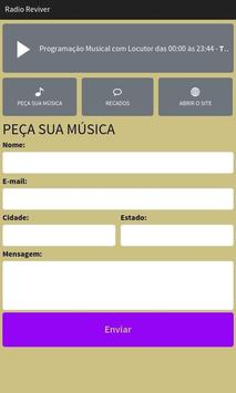 Rádio Reviver apk screenshot