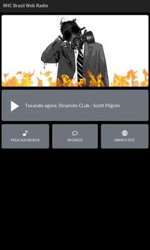 RHC Brasil Web Rádio poster