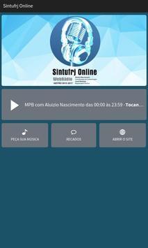 Sintufrj Online poster