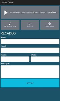 Sintufrj Online screenshot 2
