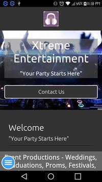 Xtreme Entertainment poster