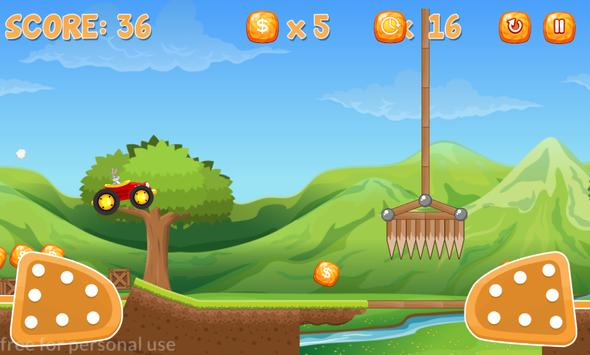Super Bugs Bunny Climber screenshot 3