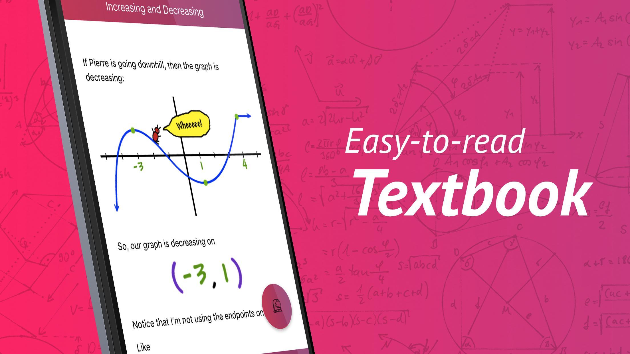 Precalculus: Formulas & Videos for Android - APK Download