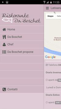 Ristorante da Boschet apk screenshot