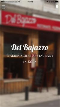 Del Bajazzo poster