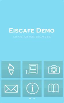 Eiscafe Demo apk screenshot