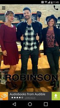 Robinson Moda poster