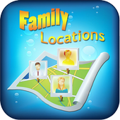 [Tracking] Family's Locations icon