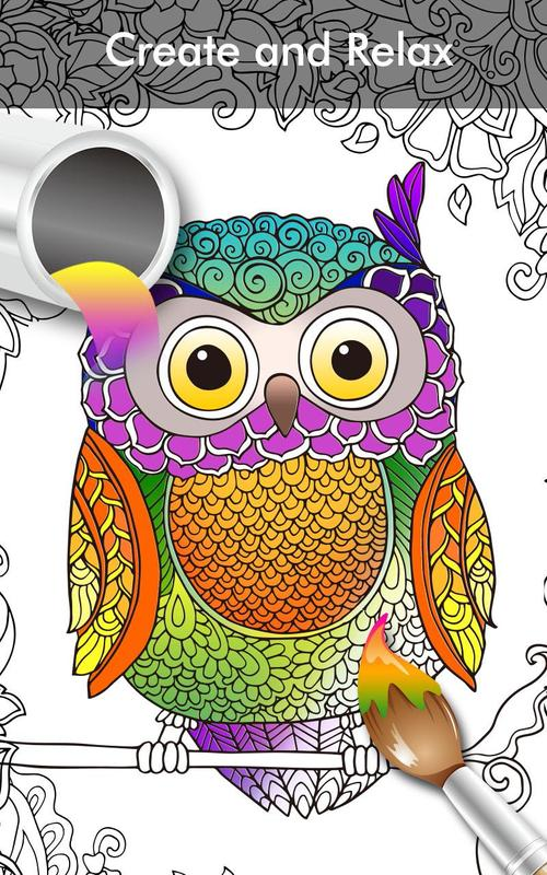 Coloring book apk Coloring book for adults apk