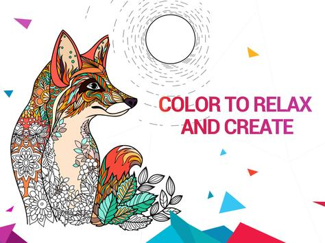 Color Me | Free Adult Coloring Book for Adults App für Android - APK ...