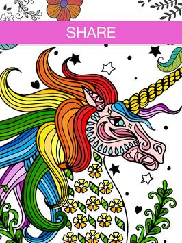 Unicorn Coloring Book 3D for Android - APK Download