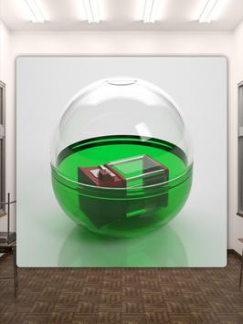 CUBIC ROOM2 -room escape- screenshot 2