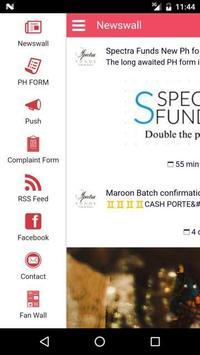 Spectra Funds apk screenshot
