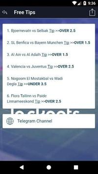 Sport Pesa Tips App screenshot 1