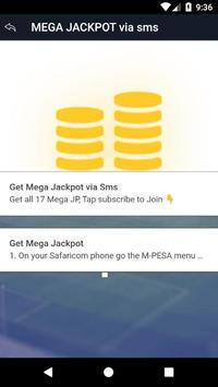 Sport Pesa Tips App screenshot 3