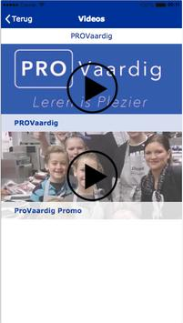 PROVaardig apk screenshot