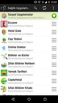Turkish Health Applications poster