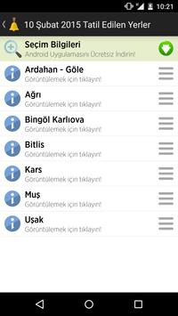 School Holidays in Turkey screenshot 1