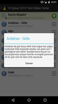 School Holidays in Turkey screenshot 2