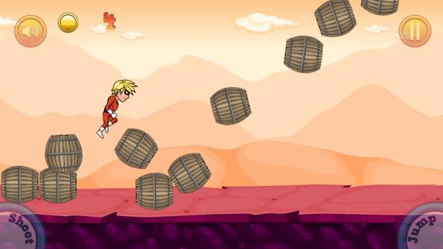 "Red ""The Smooth"" Runner apk screenshot"