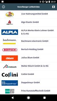 Vorarlberger Leitbetriebe screenshot 1