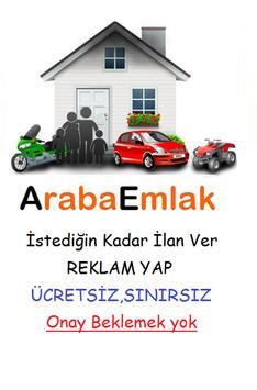 ArabaEmlak screenshot 1