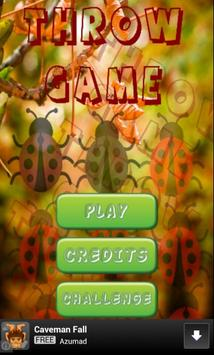 THROW GAME apk screenshot