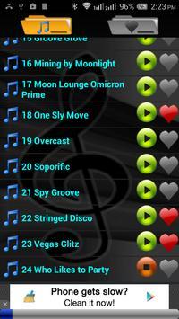 Disco Lounge Free Ringtones screenshot 2