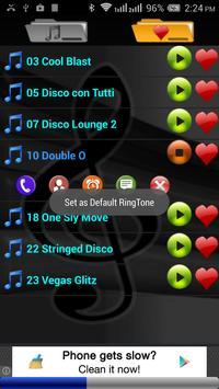 Disco Lounge Free Ringtones screenshot 3