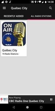 Quebec City Radio Stations - Canada screenshot 3