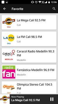 Colombian Radio Stations screenshot 4