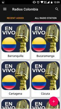 Colombian Radio Stations screenshot 5