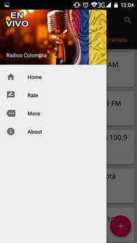Colombian Radio Stations screenshot 6