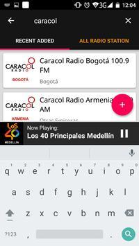 Colombian Radio Stations screenshot 7