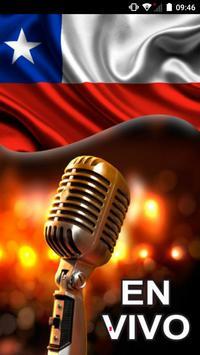 Chilian Radio Stations poster