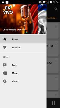 Chilian Radio Stations screenshot 2