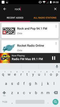 Chilian Radio Stations screenshot 4