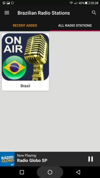 Brazilian Radio Stations screenshot 4