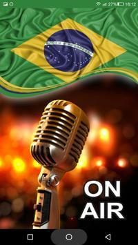 Brazilian Radio Stations poster