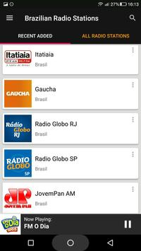 Brazilian Radio Stations screenshot 1