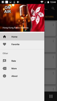 Hong Kong Radio Stations screenshot 2