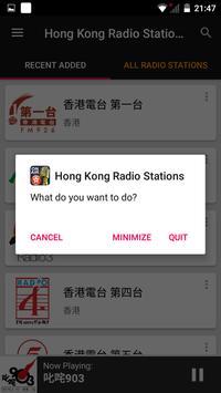 Hong Kong Radio Stations screenshot 7